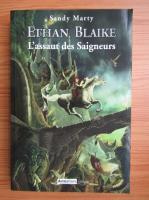 Sandy Marty - Ethan Blaike, volumul 1. L'assaut des Saigneurs
