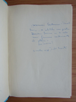 Tudor Manta - Bucataria romaneasca si sanatatea omului (2 volume, cu autograful autorului)