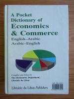 Anticariat: A Pocket Dictionary of Econimics and Commerce. English-Arabic