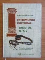 Adriana Scripcariu - Patrimoniu cultural, judetul Ilfov. Manual scolar pentru disciplina optionala