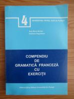 Ana Maria Burlan - Compendiu de gramatica franceza cu exercitii