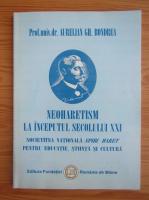 Anticariat: Aurelian Bondrea - Neoharetism la inceputul secolului XXI