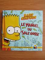 Anticariat: Bart Simpson. Le manuel du sale gosse