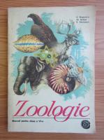 Constantin Bogoescu - Zoologie. Manual pentru clasa a VI-a