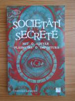 Anticariat: Dominique Labarriere - Societati secrete