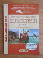 Elena Hutanu Crocnan - Ghid de pregatire pentru bacalaureat 2011. Biologie vegetala si animala