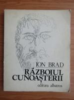 Anticariat: Ion Brad - Razboiul cunoasterii