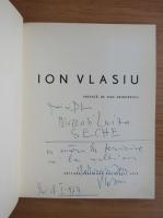 Anticariat: Ion Vlasiu (cu autograful lui Ion Vlasiu, album de arta)