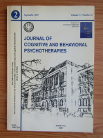 Anticariat: Journal of cognitive and behavioral psychotherapies, nr. 2, septembrie 2005