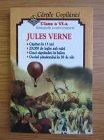 Anticariat: Jules Verne. Clasa a VI-a