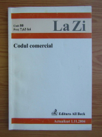 Anticariat: La Zi. Codul comercial 2004