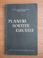 Mihail Lascar - Planuri sortite esecului