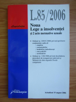 Anticariat: Noua Lege a insolventei si 2 acte normative uzuale