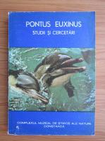 Pontus Euxinus, volumul 1. Studii si cercetari