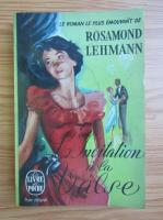 Anticariat: Rosamond Lehmann - L'invitation a la valse