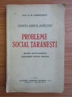 Anticariat: T. D. R. Ioanitescu - Probleme social taranesti (1944)