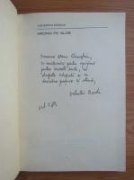 Anticariat: Valentin Borda - Hronic pe glob (cu autograful autorului)