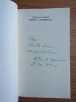 Anticariat: Antoaneta Apostol - Cantecul arlechinului (cu autograful autoarei)
