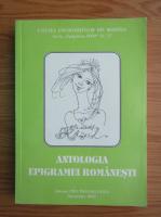 Anticariat: Antologia epigramei romanesti