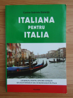Corina Gabriela Badelita - Italiana pentru Italia