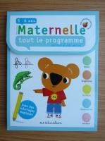 Anticariat: Decouvertes maternelle. Tout le programme, mon bloc grande section. 5-6 ans