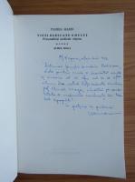 Florea Marin - Vieti dedicate omului, volumul 5. Personalitati medicale clujene, Aurel Moga (cu autograful autorului)
