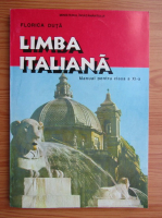 Florica Duta - Limba italiana. Manual pentru clasa a XI-a (2001)
