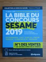 Anticariat: Frank Attelan - La Bible du concours sesame 2019