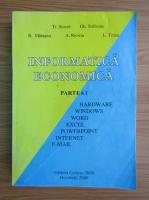 Anticariat: Informatica economica (volumul 1)