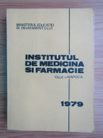 Anticariat: Institutul de Medicina si Farmacie Cluj-Napoca