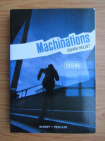 Anticariat: Johan Heliot - Enigma. Machinations