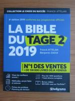 Anticariat: La Bible du Tage 2 (2019)