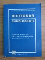 Marian Stoica - Dictionar biobibliografic