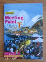 Anticariat: Meeting point. Anglais B1/B2