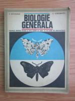 N. Botnariuc - Biologie generala. Manual pentru clasa a XII-a (1970)