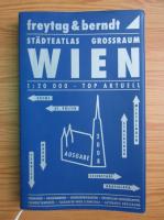 Anticariat: Stadteatlas Grossraum Wien