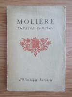 Anticariat: Theatre complet de Moliere (1938, volumul 6)