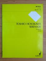Anticariat: Toshio Hosokawa serenade