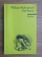 William Shakespeare - Der Sturm