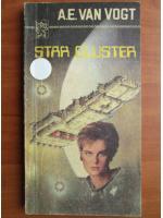Anticariat: A. E. Van Vogt - Star Cluster