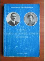 Constantin Constantinescu - Printul Barbu Alexandru Stirbey in istorie