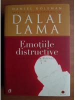 Anticariat: Dalai Lama - Emotiile distructive