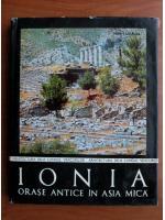 Ion Lucacel - Ionia. Orase antice in Asia Mica