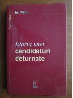Anticariat: Ion Ratiu - Istoria unei candidaturi deturnate
