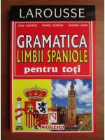 Anticariat: Jean Chapron, Pierre Gerboin, Antonio Daon - Gramatica limbii spaniole pentru toti