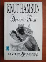 Knut Hamsun - Benoni. Rosa