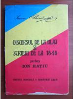 Anticariat: Simion Barnutiu - Discursul de la Blaj si scrieri de la 1848
