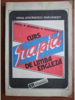 Virgil Stefanescu-Draganesti - Curs rapid de limba engleza