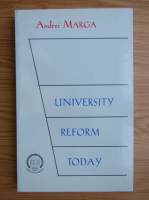 Andrei Marga - University reform today
