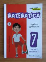 Anticariat: Anton Negrila - Matematica, algebra, geometrie, partea I, semestrul I, clasa a IV-a, 2017